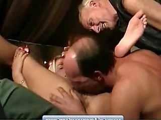 Daddy Double Penetration Granny Old and Young Teen