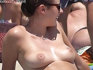Amateur Babe Beach Bikini Boobs Gorgeous HD Hidden Cam