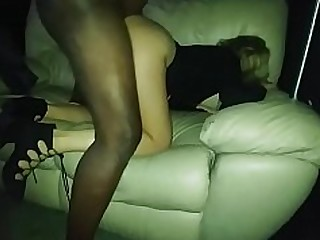 Amateur Black Blonde Big Cock Hardcore Wife
