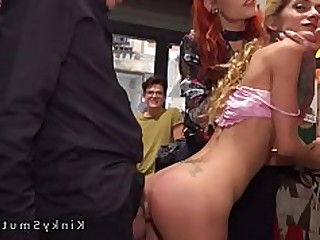 Babe BDSM Domination Exotic Fetish Fuck Gang Bang Group Sex
