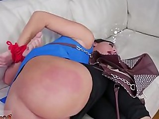 BDSM Daughter Domination Feet Foot Fetish Hardcore Mammy Slave