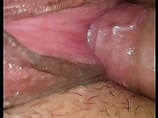 Big Cock BBW Fuck Housewife Oil Pussy Wet Wife