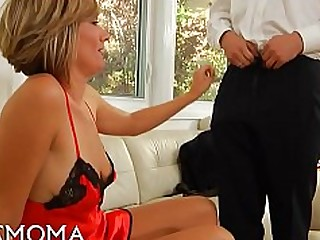 Blowjob Cougar Fuck Hardcore Juicy Licking Mammy Mature