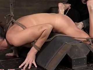 Babe BDSM Boss Domination Fetish Kinky Playing Rough